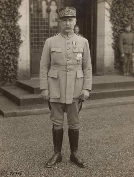 Pétain, héros de Verdun
