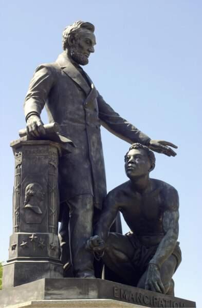La guerre de Sécession avait pour but l'abolition de l'esclavage
