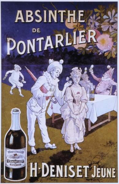 Pontarlier, capitale mondiale de l'absinthe