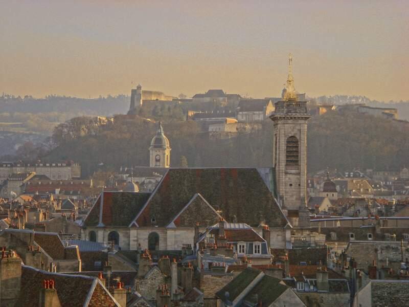 Besançon cité du temps depuis deux siècles