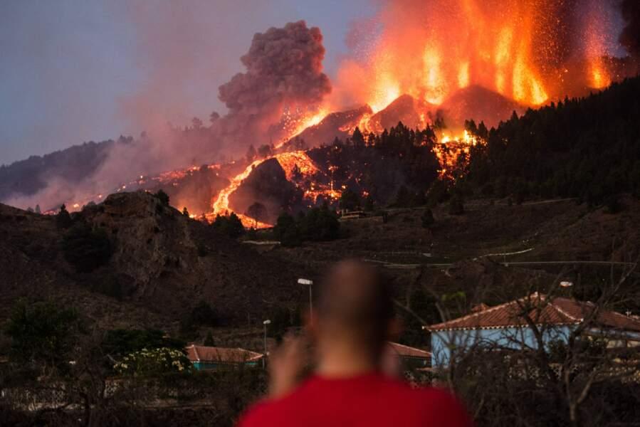 Plusieurs dizaines d'habitations ont été détruites.