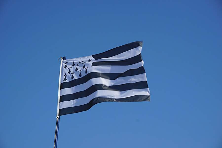 Neuf provinces pour un drapeau
