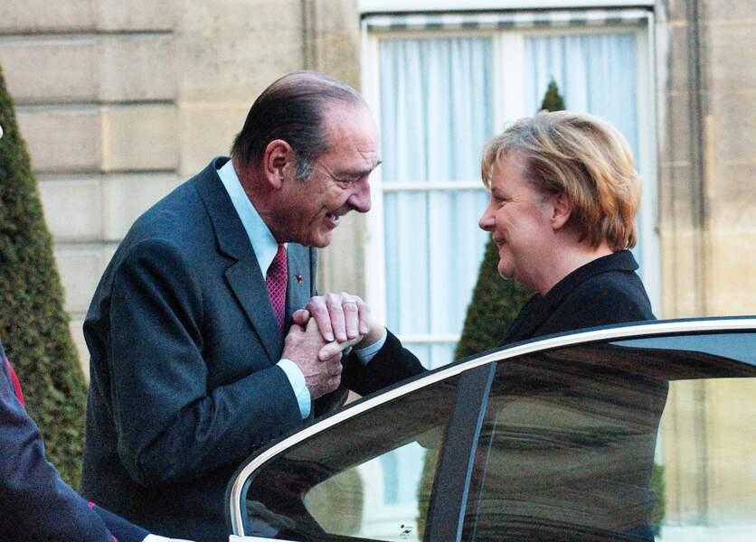Un premier voyage officiel en France