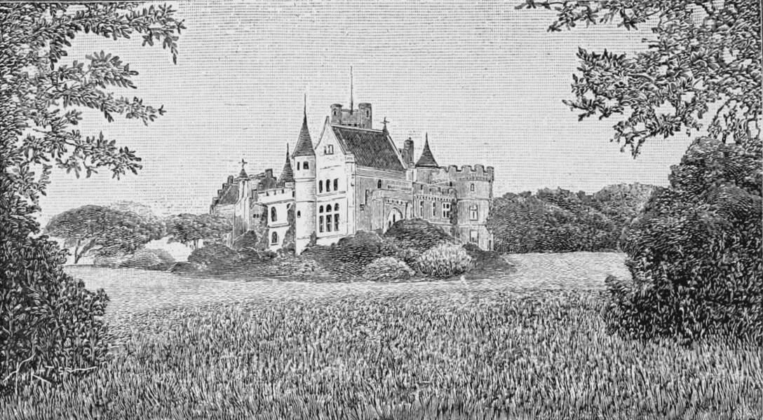 Le château observatoire Abbadia, le mariage de la science et du voyage