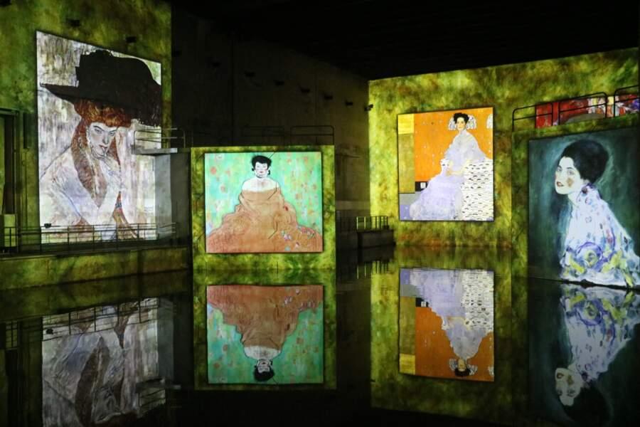 Les bassins de lumières, une ancienne base militaire dédiée à l'art