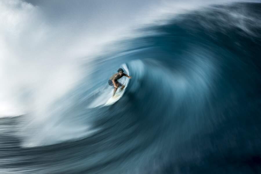 "Premier prix, catégorie ""Ocean Adventure Photographer of the Year """