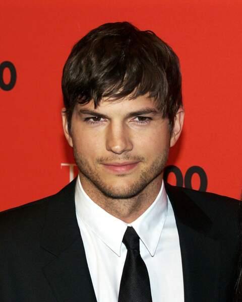 Ashton Kutcher, aurait pu être ingénieur en biochimie
