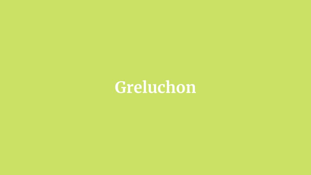 Greluchon