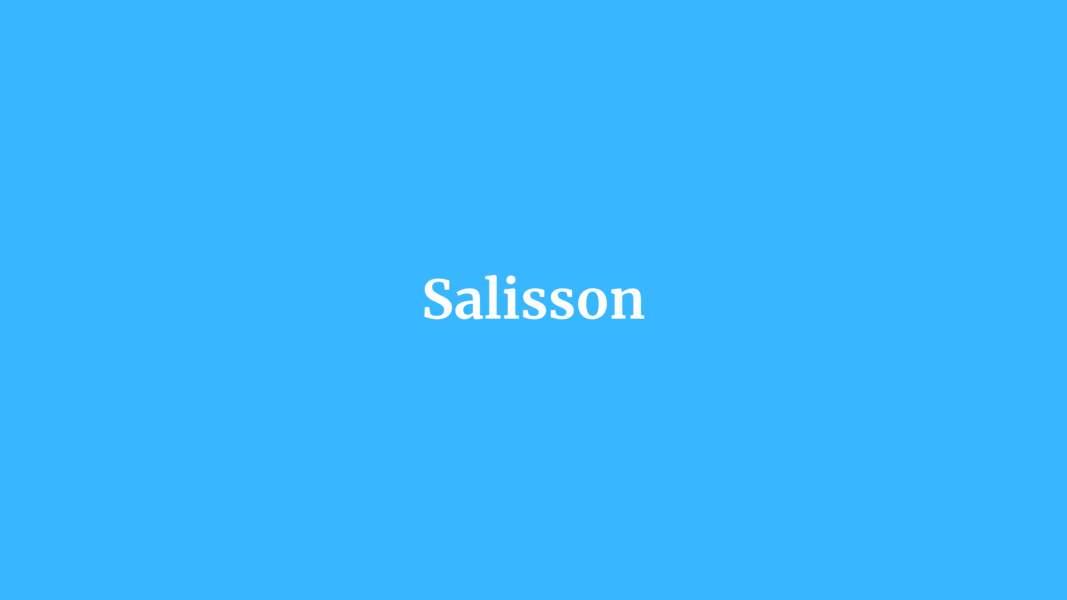 Salisson