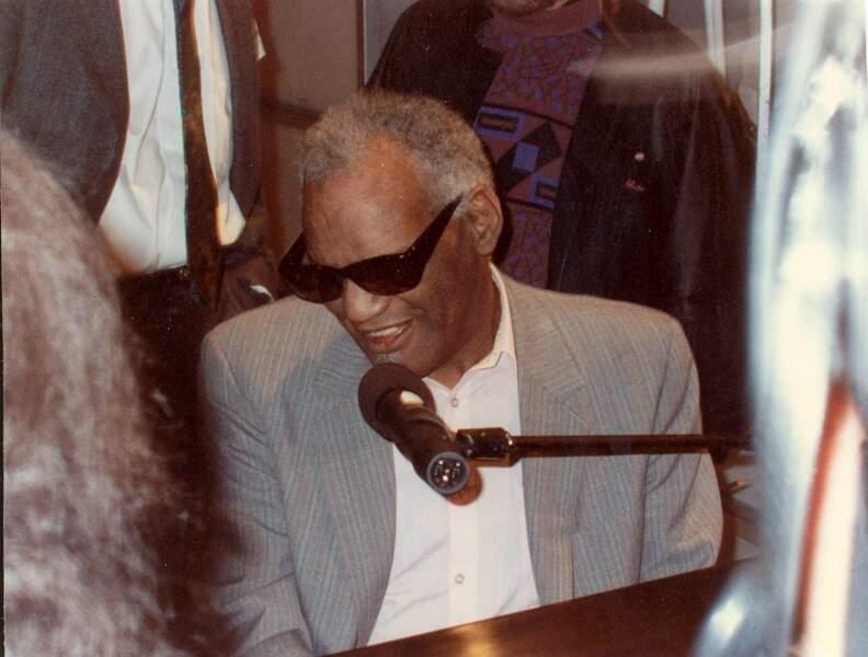 Ray Charles a perdu la vue (et son frère) très jeune