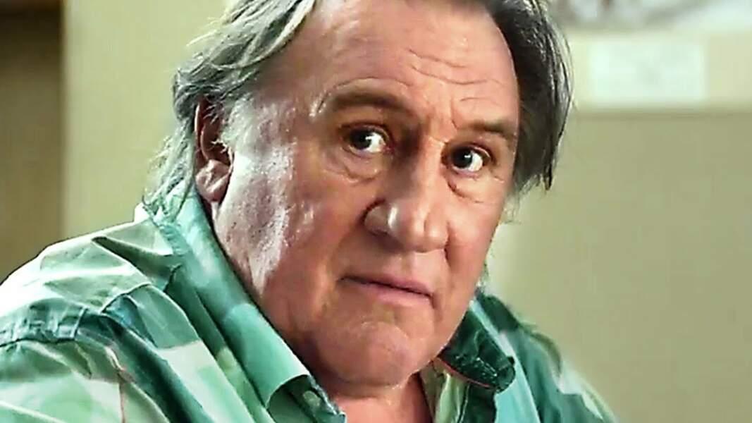 Gérard Depardieu a fait les 400 coups