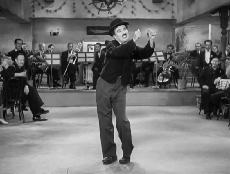 Charly Chaplin a grandi dans la misère