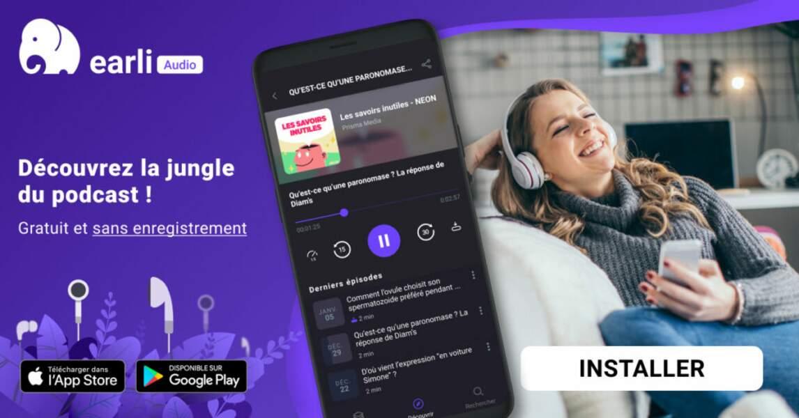 En partenariat avec EarlyAudio