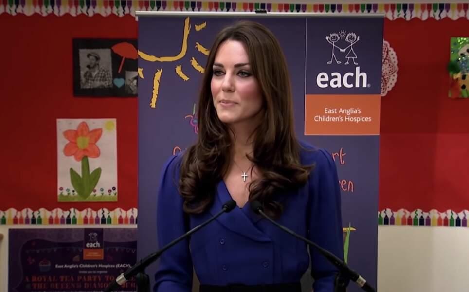 Kate Middleton est la première épouse d'un héritier à avoir obtenu un diplôme universitaire