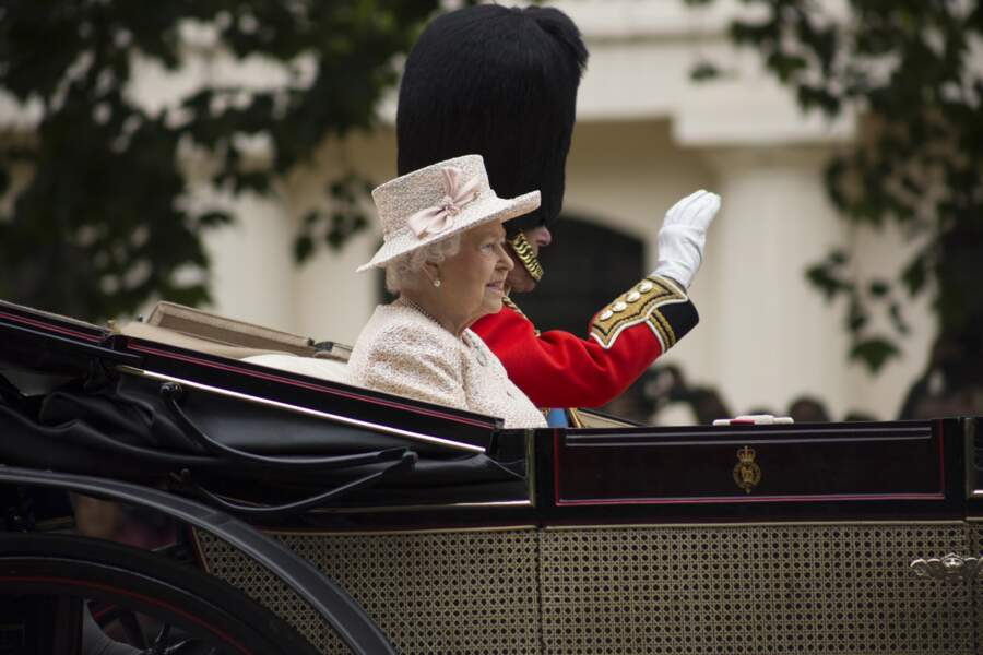 La Reine d'Angleterre célèbre son anniversaire deux fois par an
