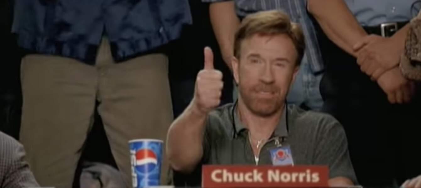 Chuck Norris s'appelle en réalité… Carlos Ray Norris