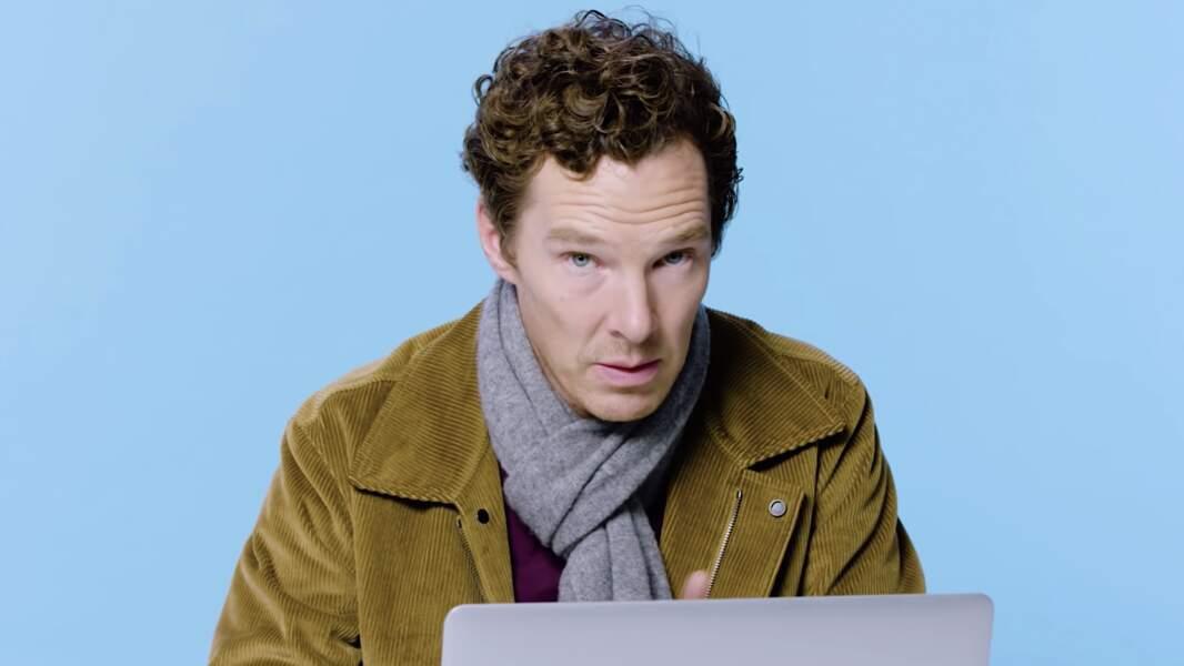 Benedict Cumberbatch a été enlevé par des hommes armés en plein tournage