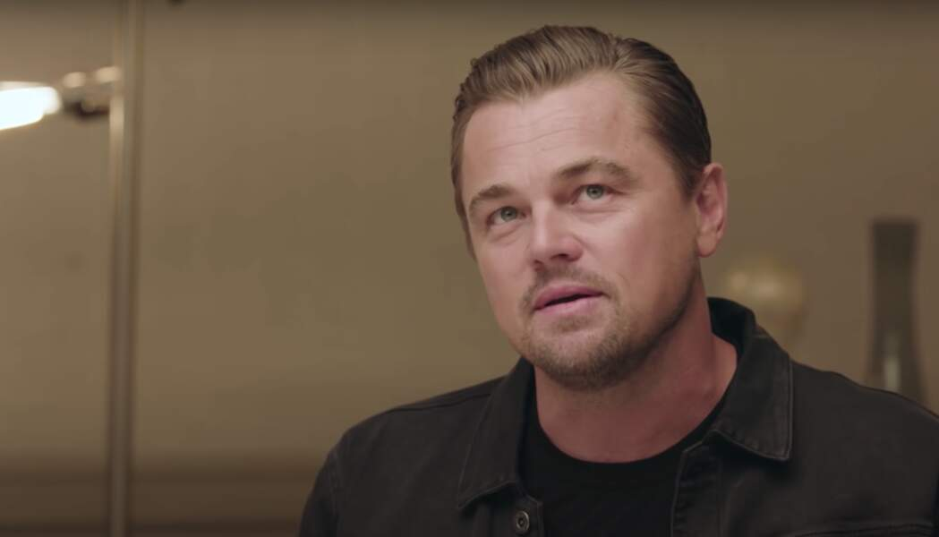 Leonardo DiCaprio a choisi lui-même son prénom (enfin, si on veut…)