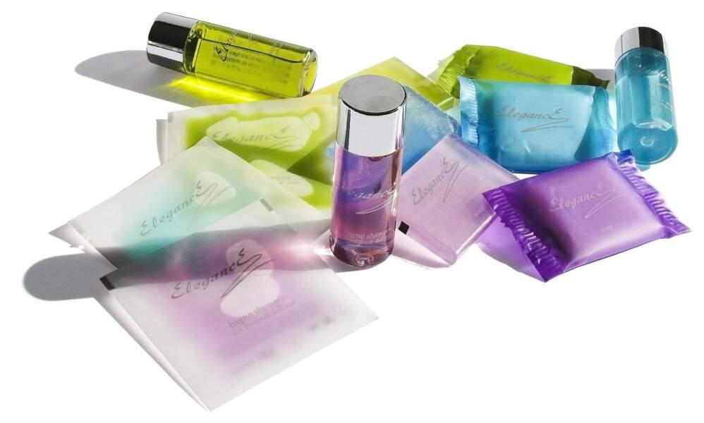 Les produits d'hygiène