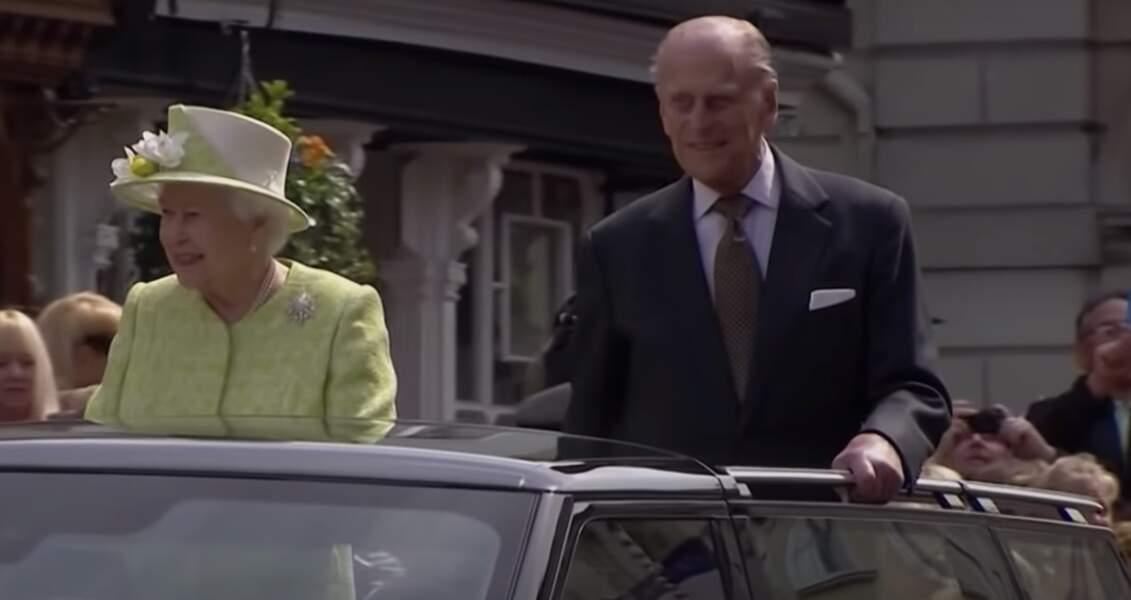 De son vivant, le prince Philip devait toujours marcher derrière la Reine