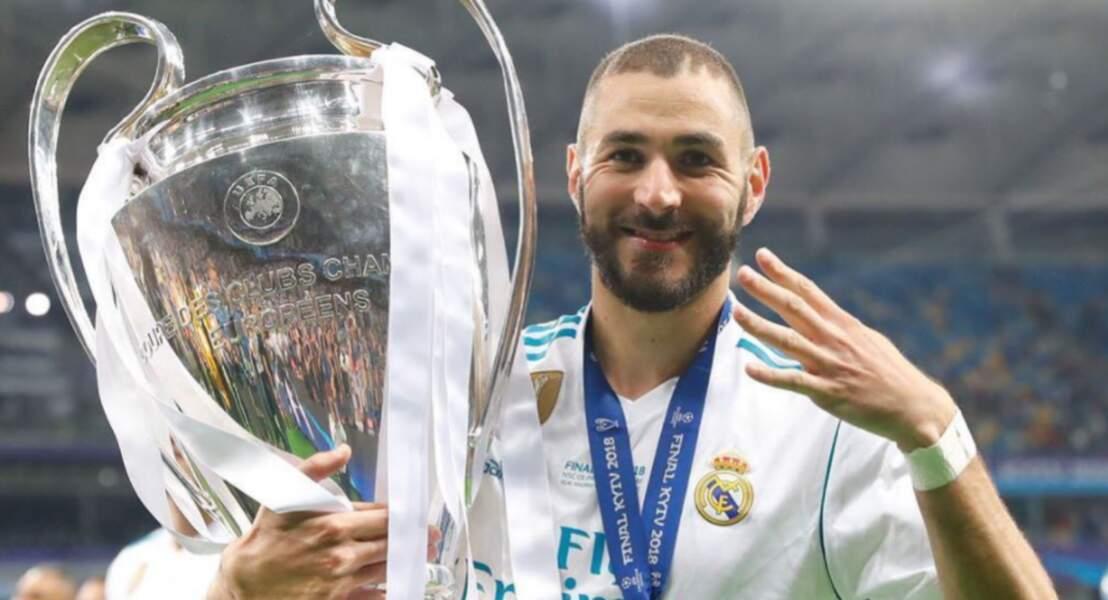 Il est le quatrième meilleur buteur de l'histoire de la Ligue des champions
