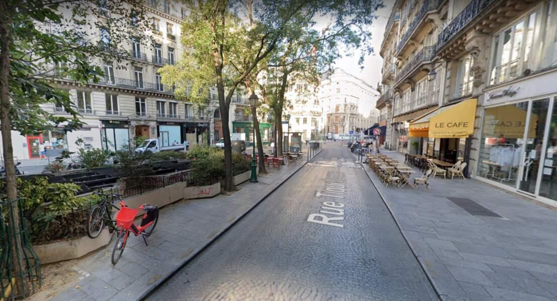 Rue Tiquetonne, Paris