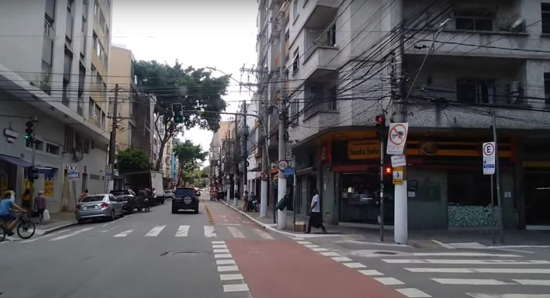 Rua Três Rios, São Paulo