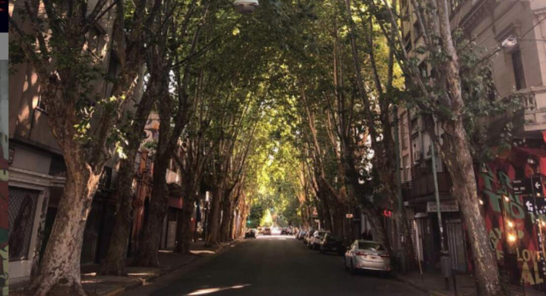 Calle Thames, Buenos Aires