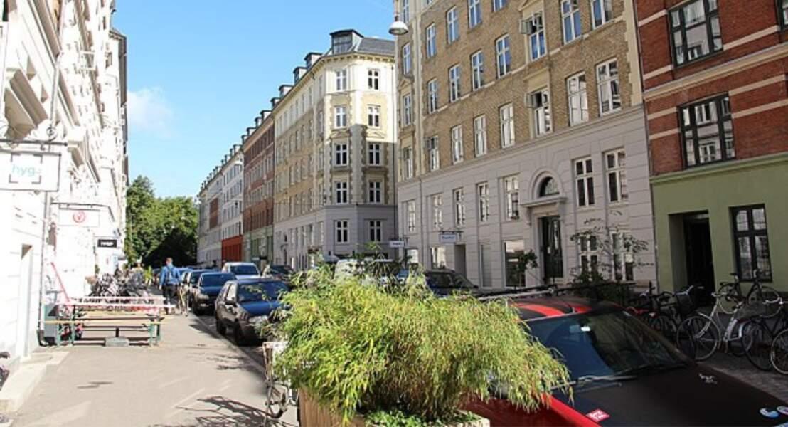 Jægersborggade, Copenhague