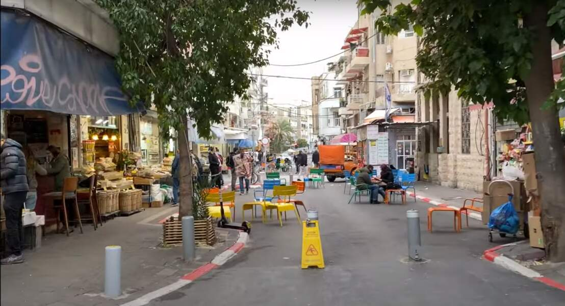 Levinsky Street, Tel Aviv