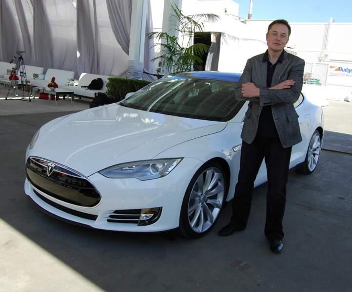 Les secrets du patron de Tesla