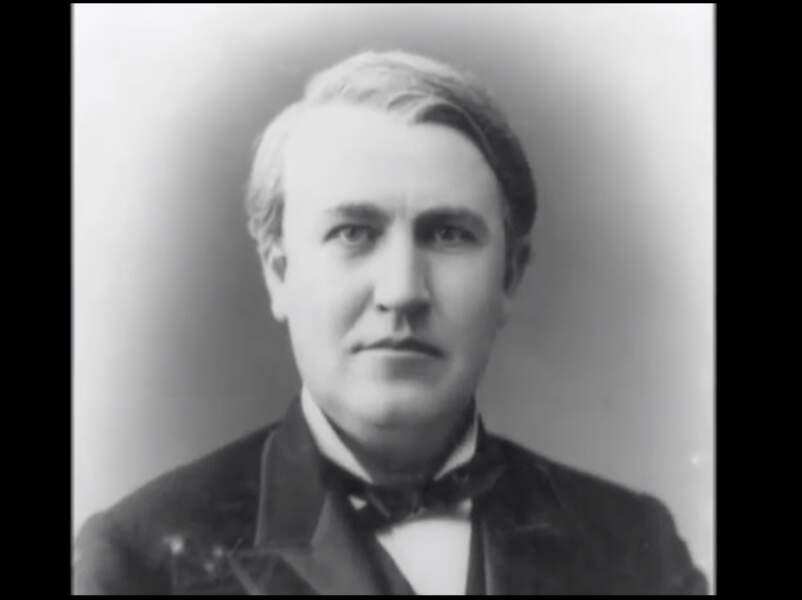 Thomas Edison, l'autodidacte