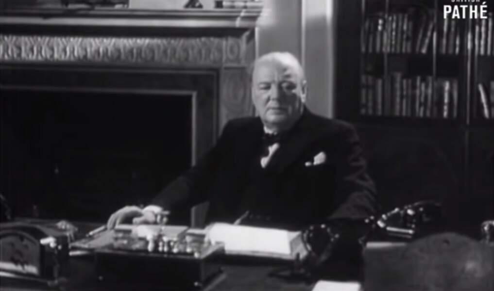 Winston Churchill, le cancre
