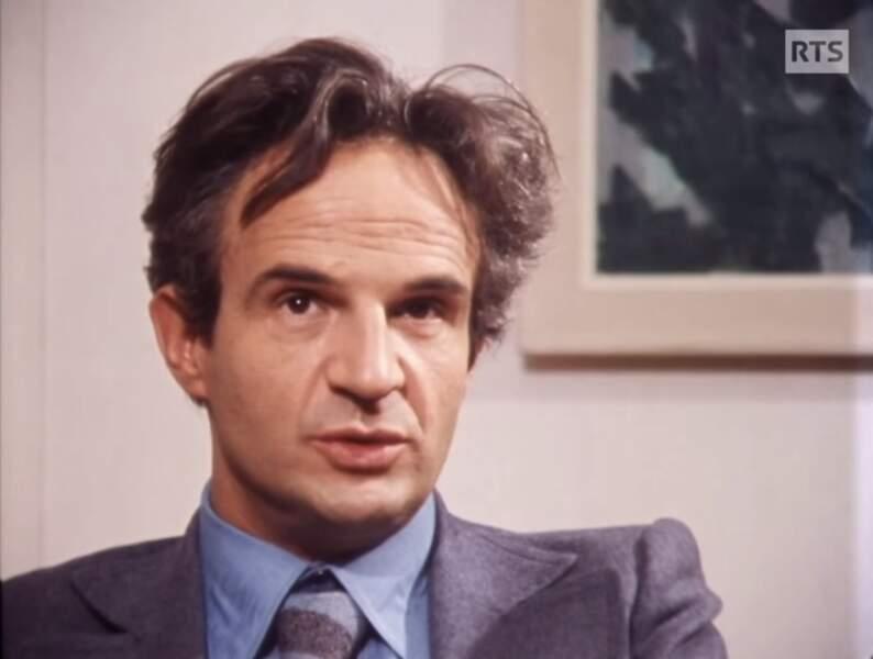 François Truffaut, le bad boy