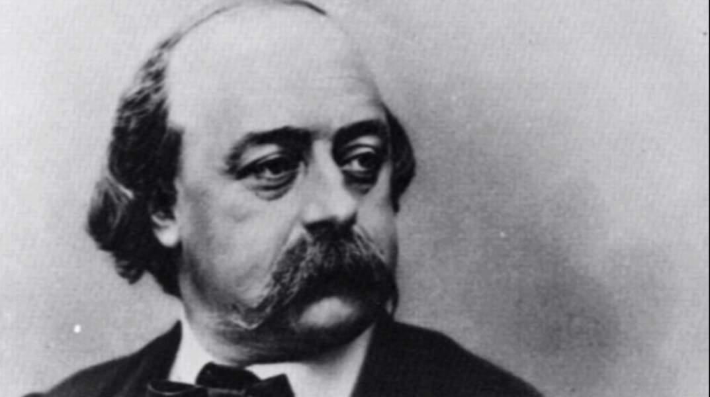 Gustave Flaubert, le désinvolte