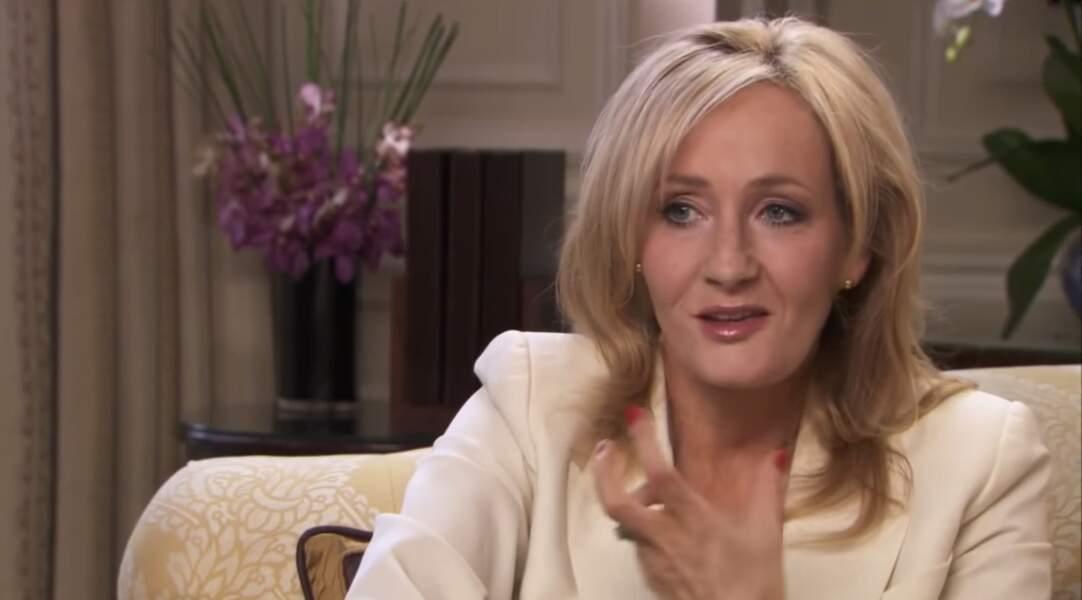 J. K. Rowling, la rêveuse