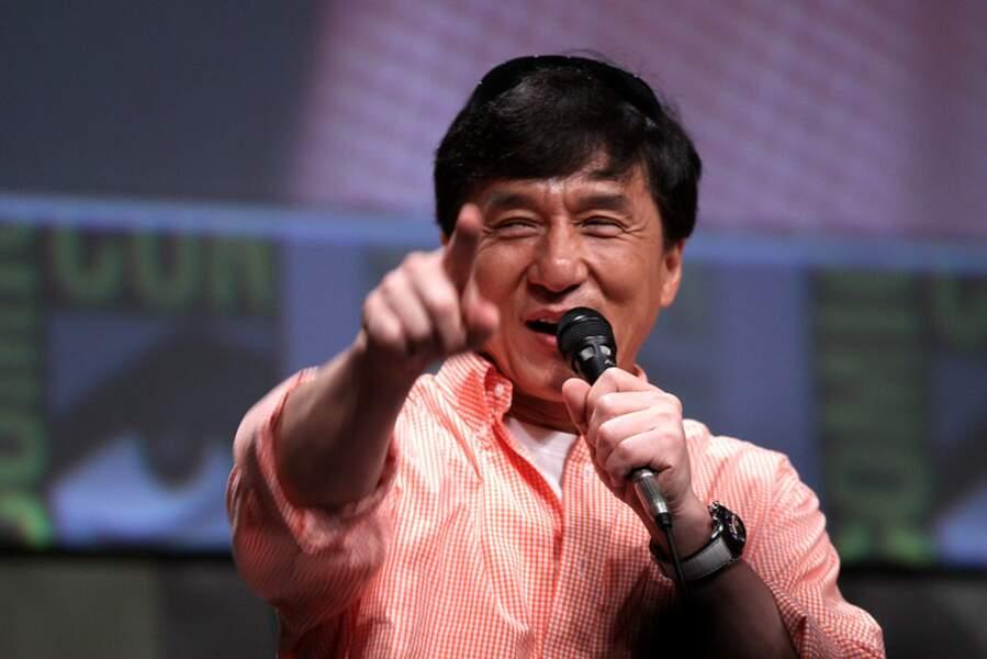 Jackie Chan est black-listé de certaines compagnies d'assurances