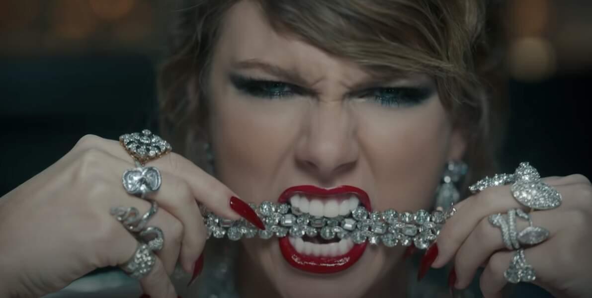 Taylor Swift a assuré ses jambes pour 40 millions de dollars