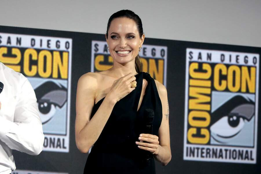 Angelina Jolie a une passion pour le sang