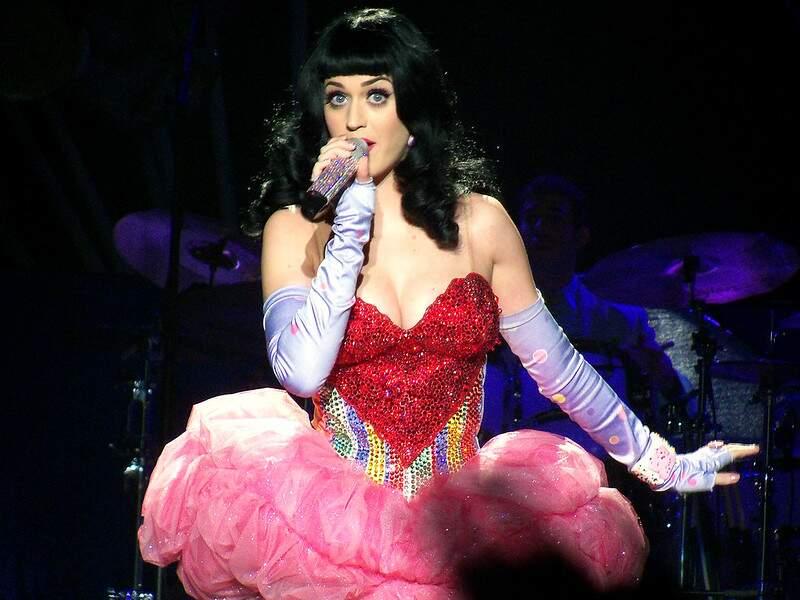 Les parents de Katy Perry étaient pasteurs