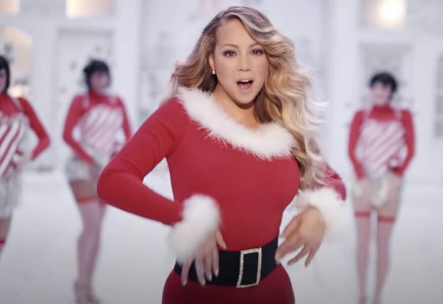 Mariah Carey ne se lave pas les cheveux seule