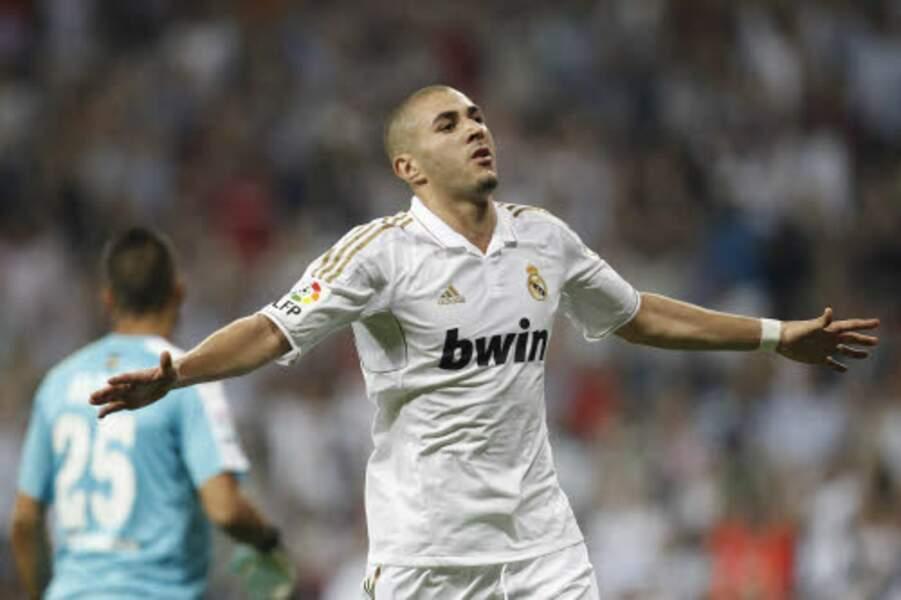 Karim Benzema a marqué le but le plus rapide de l'histoire du Clasico