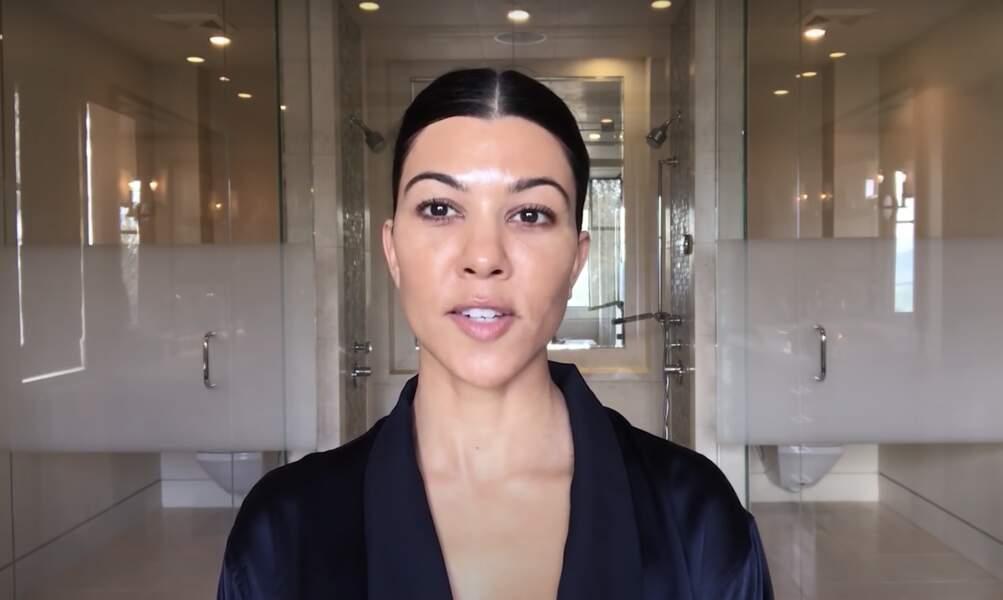 Kourtney Kardashian se définit comme autosexuelle
