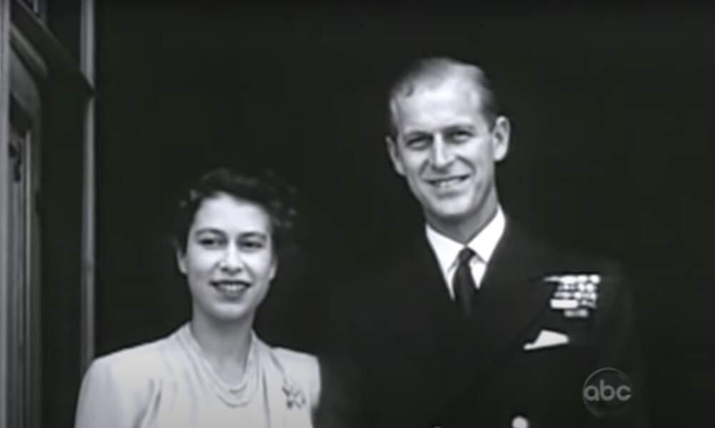 La reine Elizabeth II a rencontré son époux quand elle n'avait que 13 ans