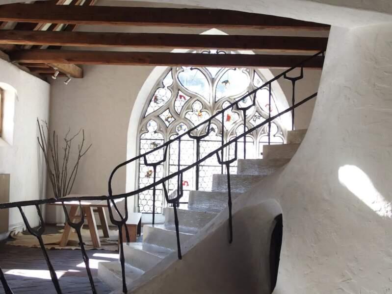 Abbaye restaurée