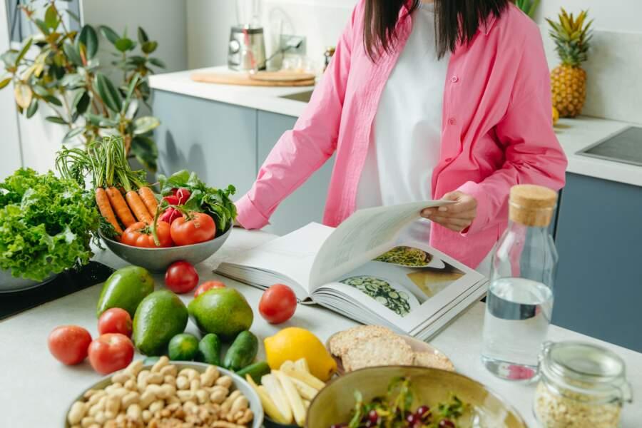 Des fruits et légumes colorés, encore et toujours