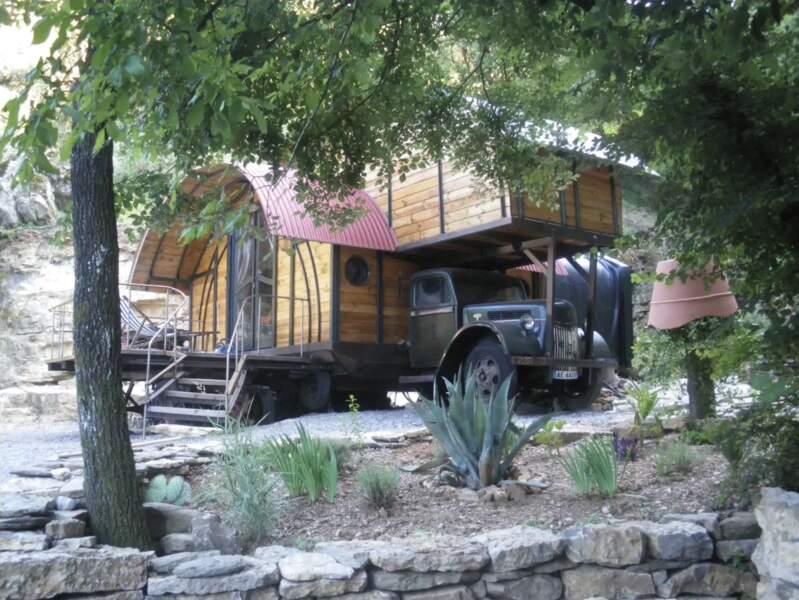 La maison camion