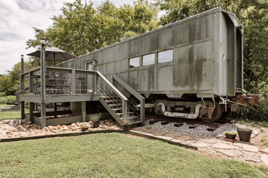 Wagon de guerre rénové (États-Unis)