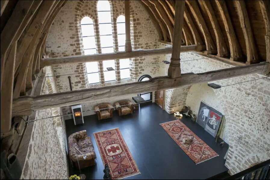 Chapelle du 13ème siècle