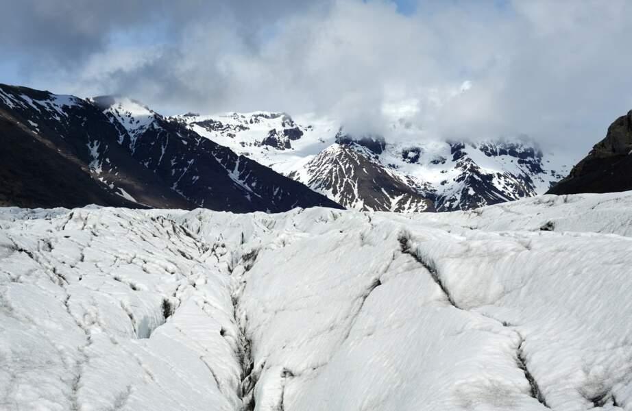 Interstellar, Glacier Svinafellsjökull